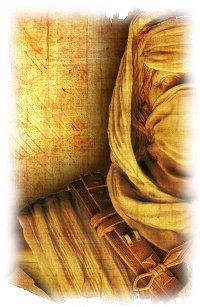 Vorgeschichte zur Mumie Online